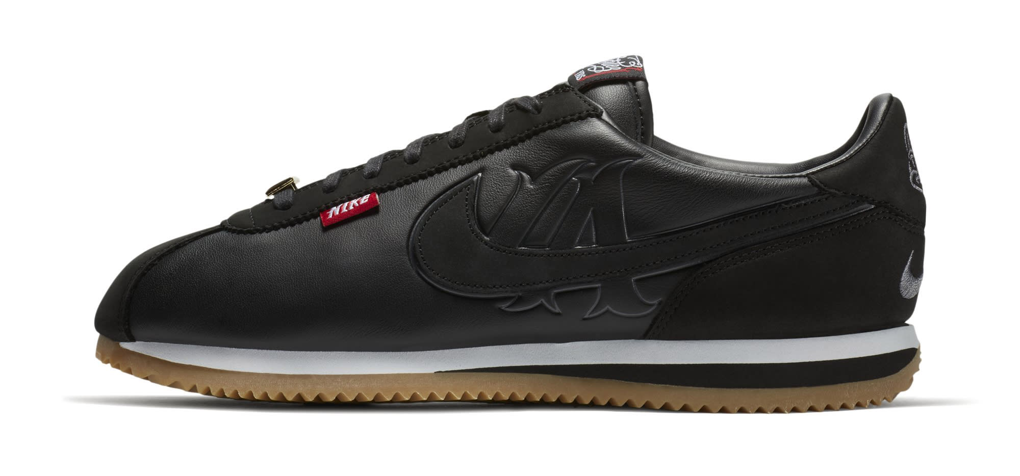 Nike Cortez Mister Cartoon Black