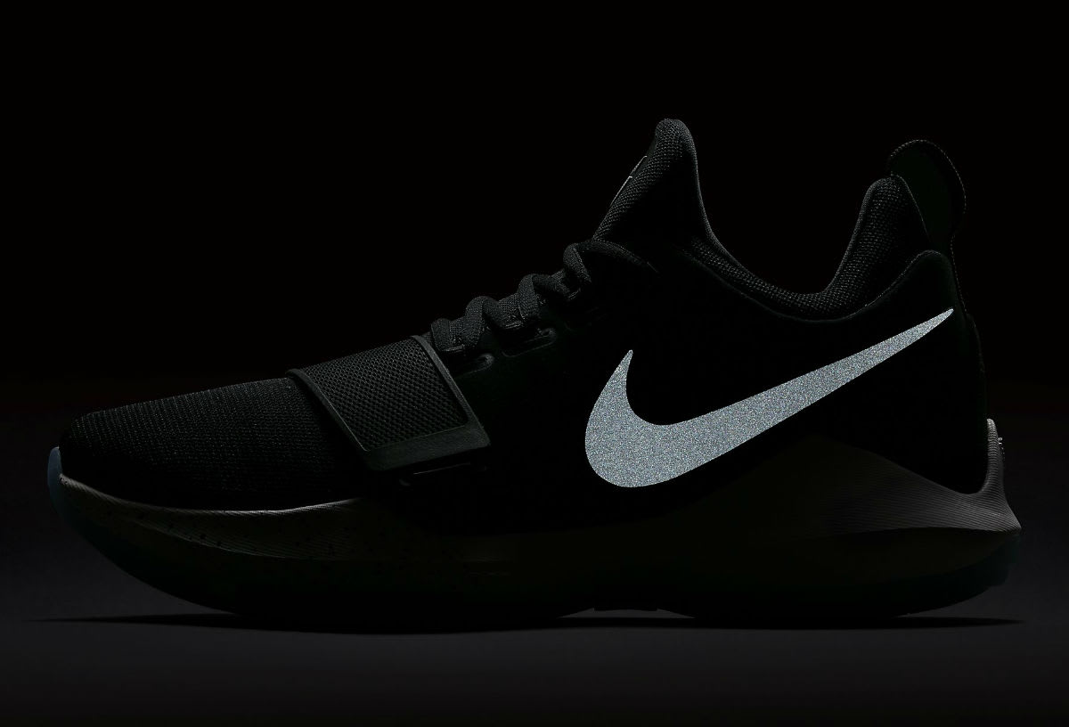 Nike PG1 Black Ice Release Date 3M 878627-001