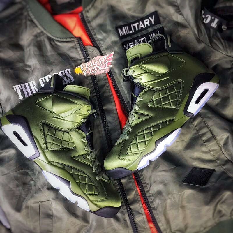 Air Jordan 6 SNL Flight Jacket Release Date (1)