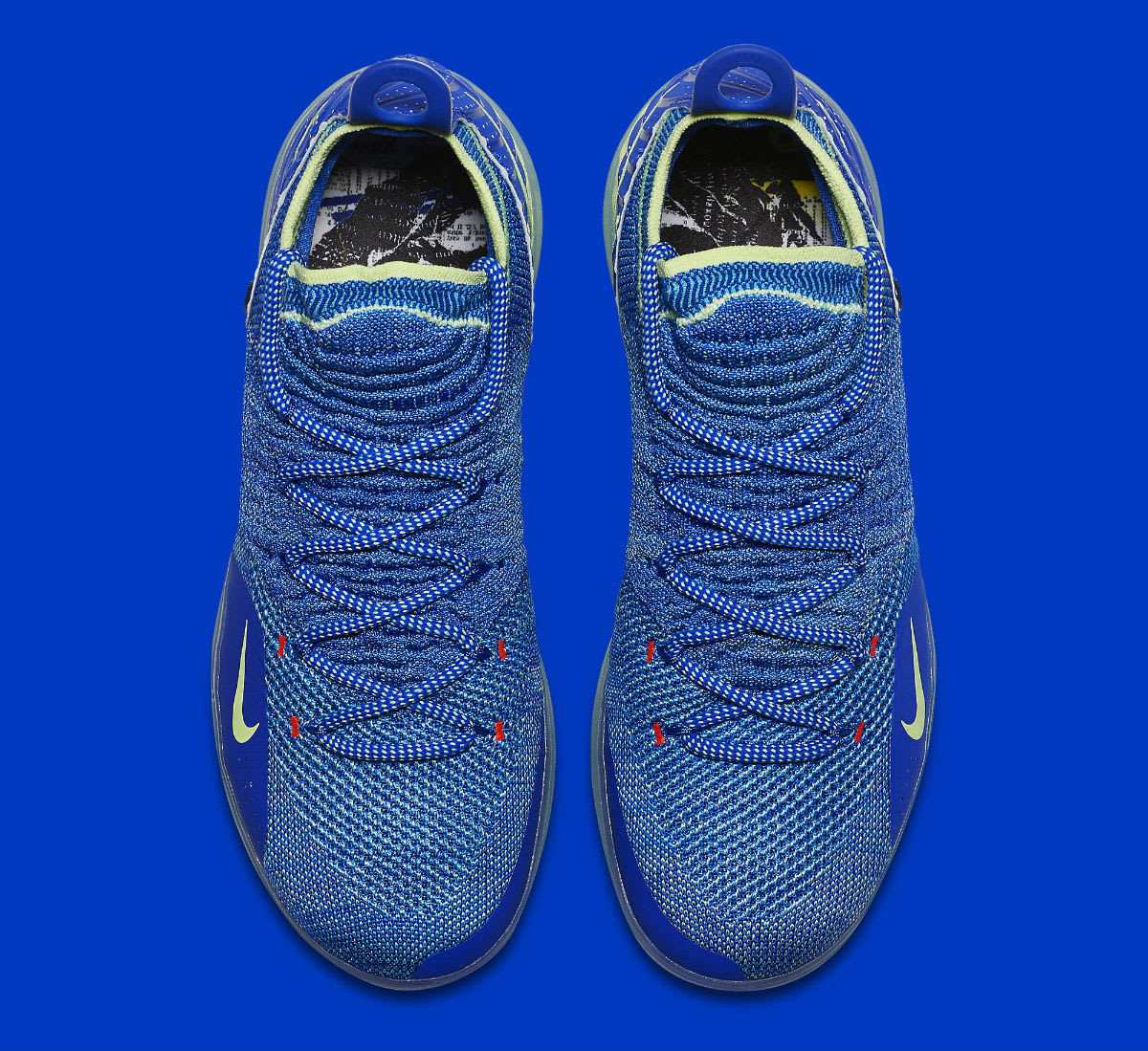 Nike Zoom KD 11 EP Blue Release Date AO2605-900 Top