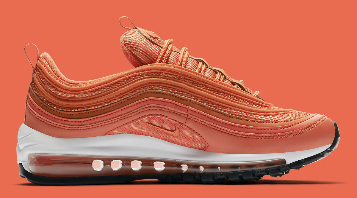 Nike Air Max 97 Safety Orange Release Date 921733-800 Medial