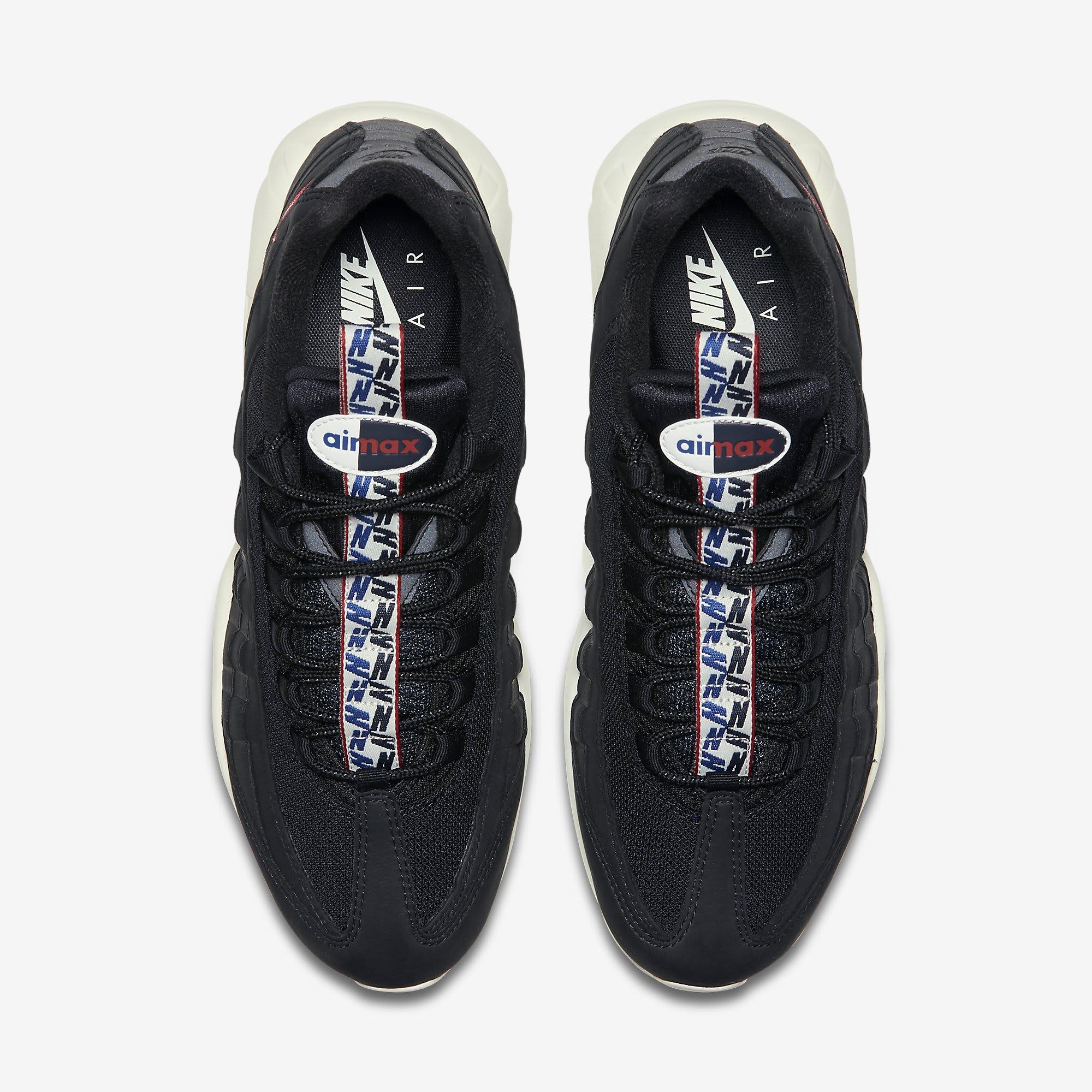 Nike Air Max 95 Pull Tab AJ1844-002 (Top)