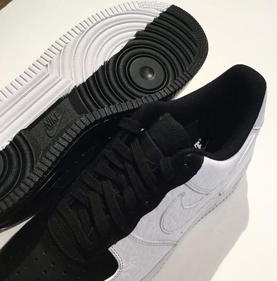 Nike Air Force 1 Low '07 LV8 'Split' 905345-004 (Detail)
