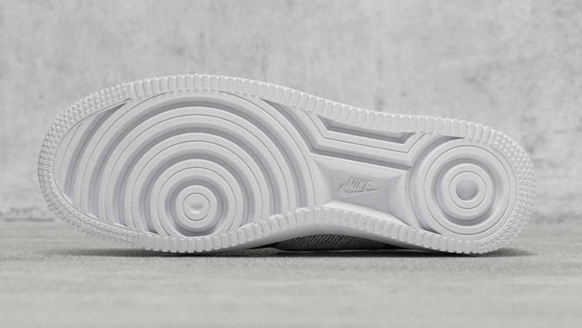 Loopwheeler x Nike Air Force 1 Low Ultraforce Release Date Sole
