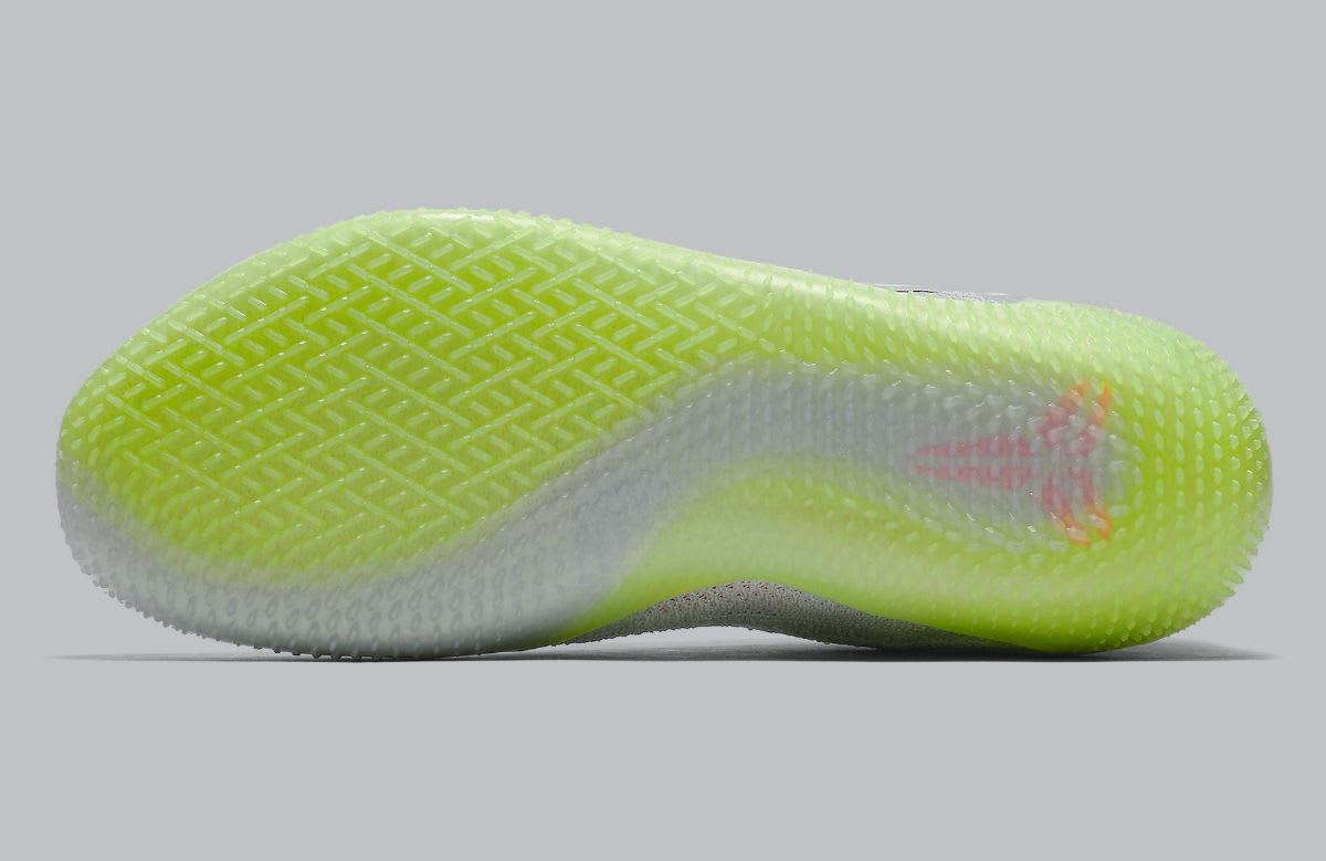 Nike Kobe A.D. NXT 360 Grey Multicolor Release Date AQ1087-003 Sole