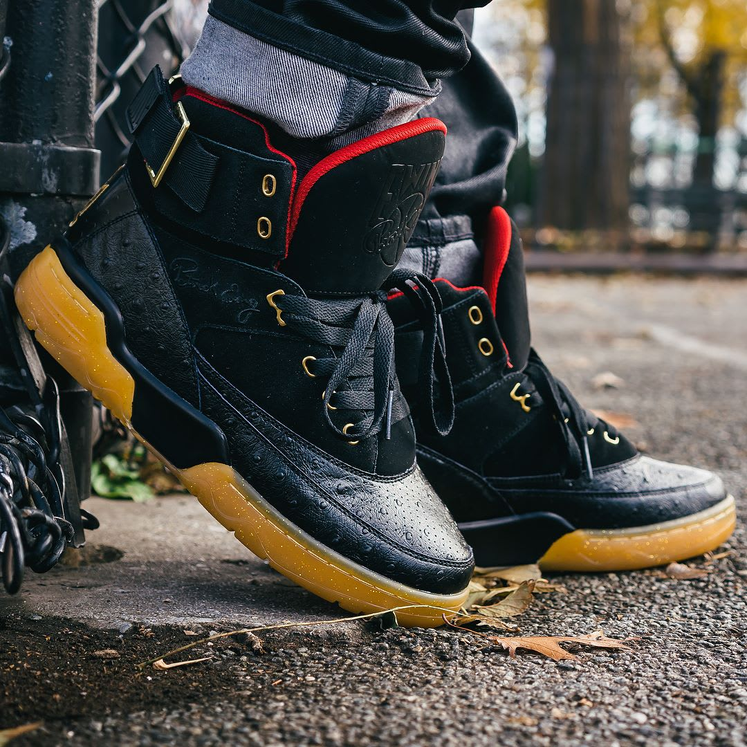 Rick Ross x Ewing 33 Hi Release Date On-Foot