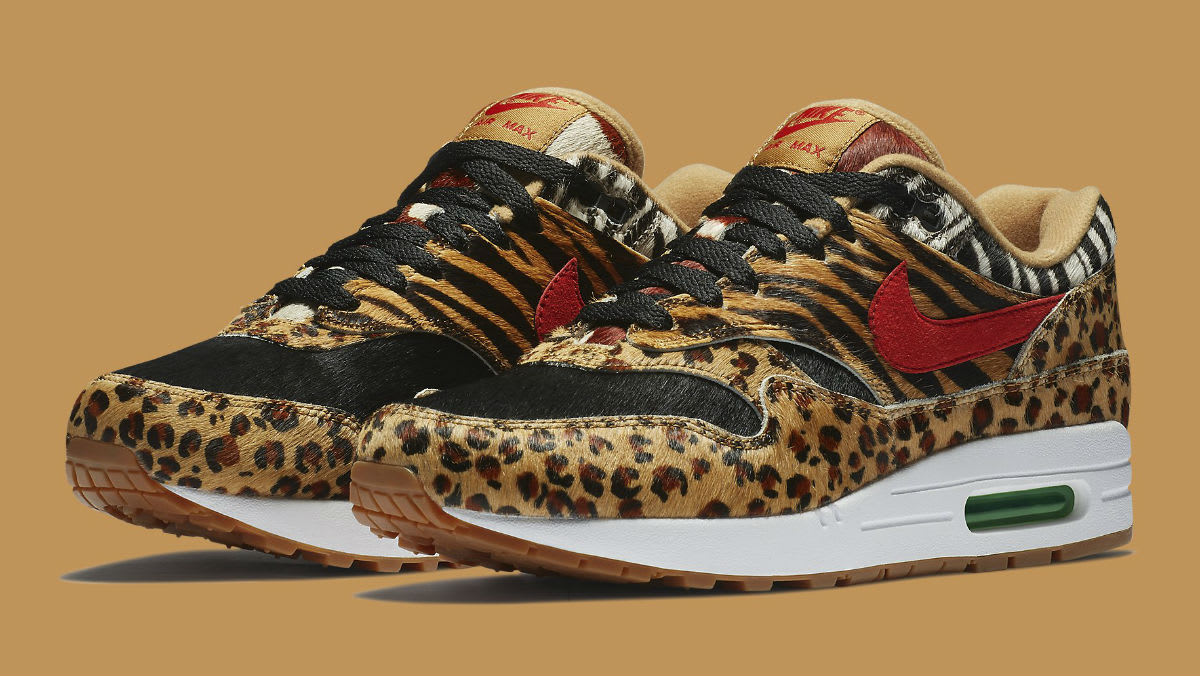 new arrival 5562b d27eb ... cheapest atmos x nike air max 1 animal pack release date aq0928 700  main dca58 384ba