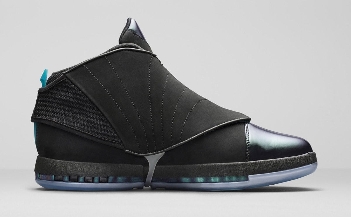 Air Jordan 16 CEO AA1235-003 Medial