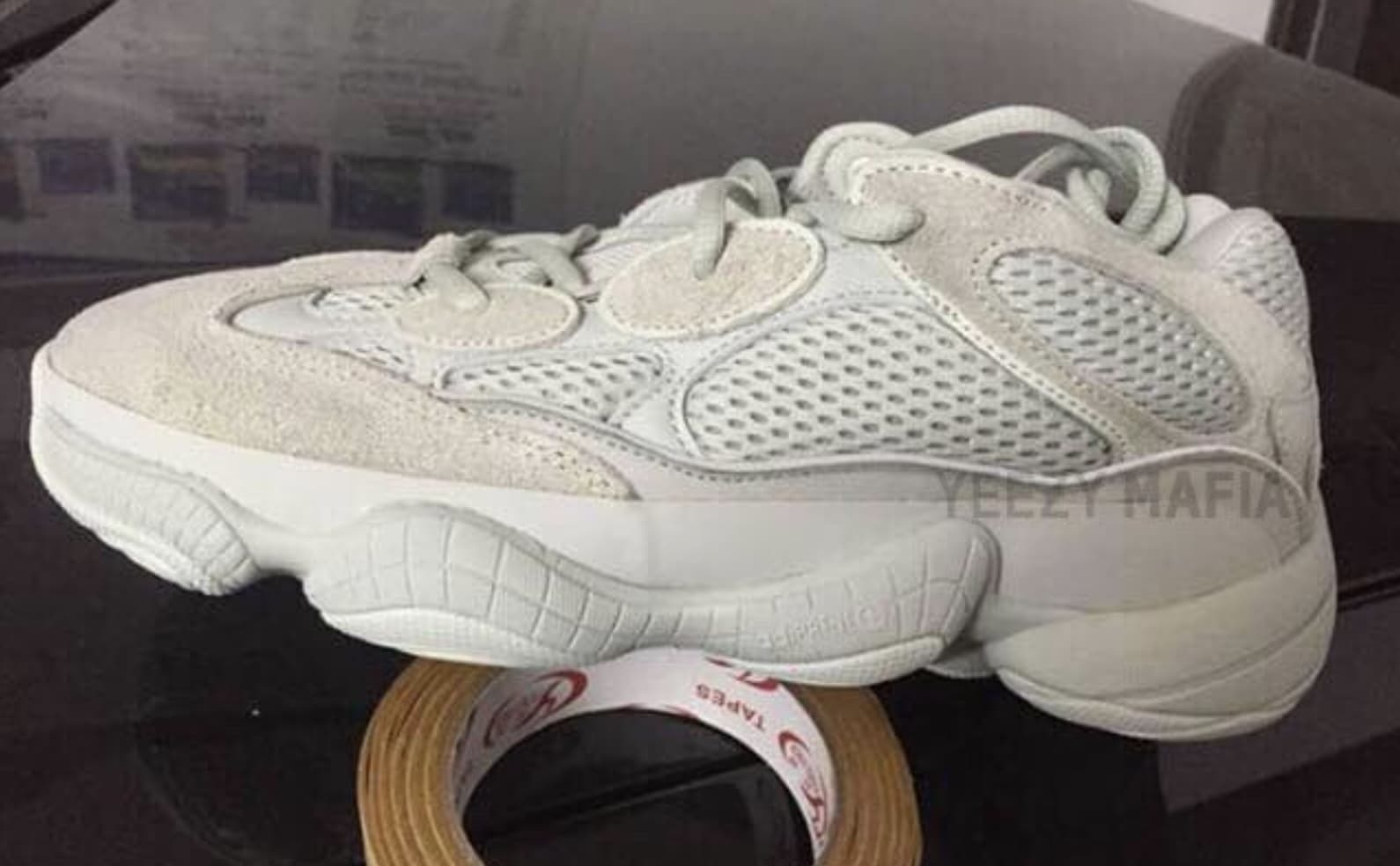 10697cff0ae84 Adidas Yeezy 500  Salt  EE7287 Launch Date - The Today Press