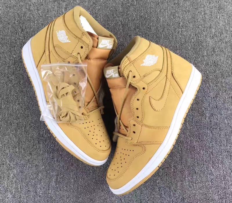 Air Jordan 1 High Golden Harvest Wheat Release Date 555088-710 (2)