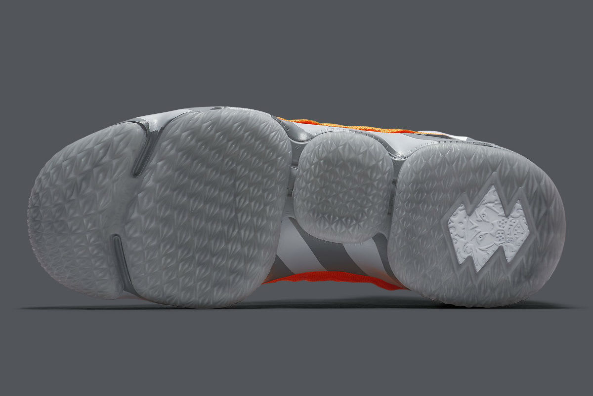 7b928670cf1 LeBron James  New Sneakers Pay Homage to the Orange Nike Box ...