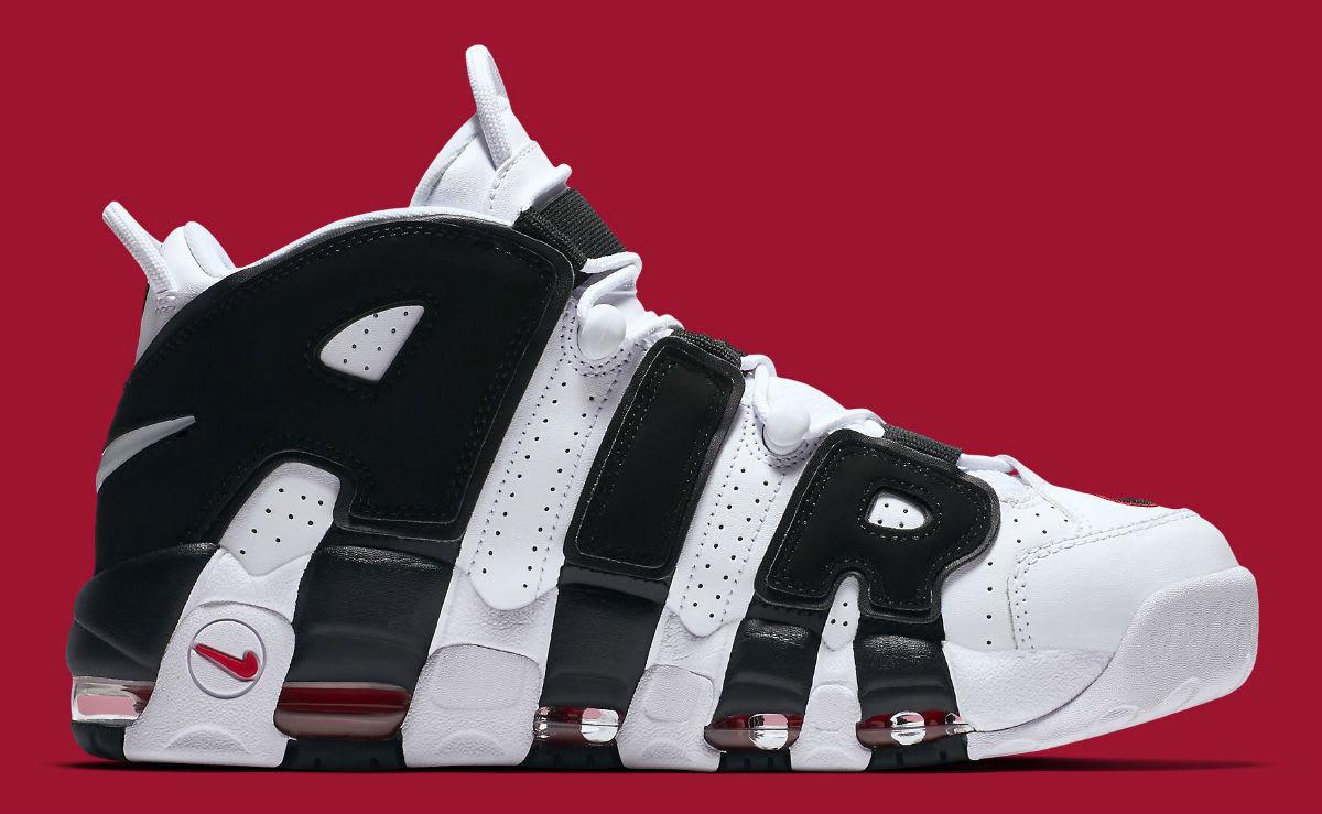 Scottie Pippen Shoes All White