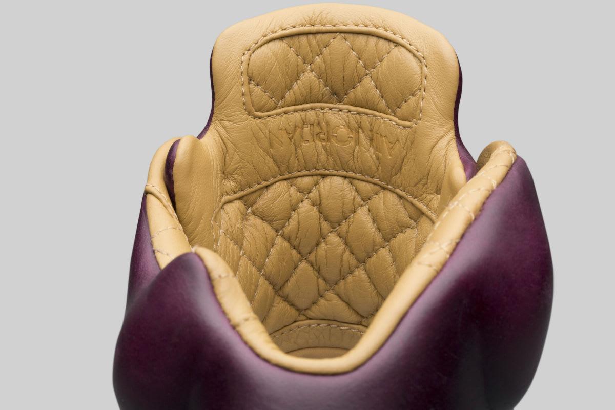 Air Jordan 5 Premium Bordeaux Release Date Tongue Back 881432-612