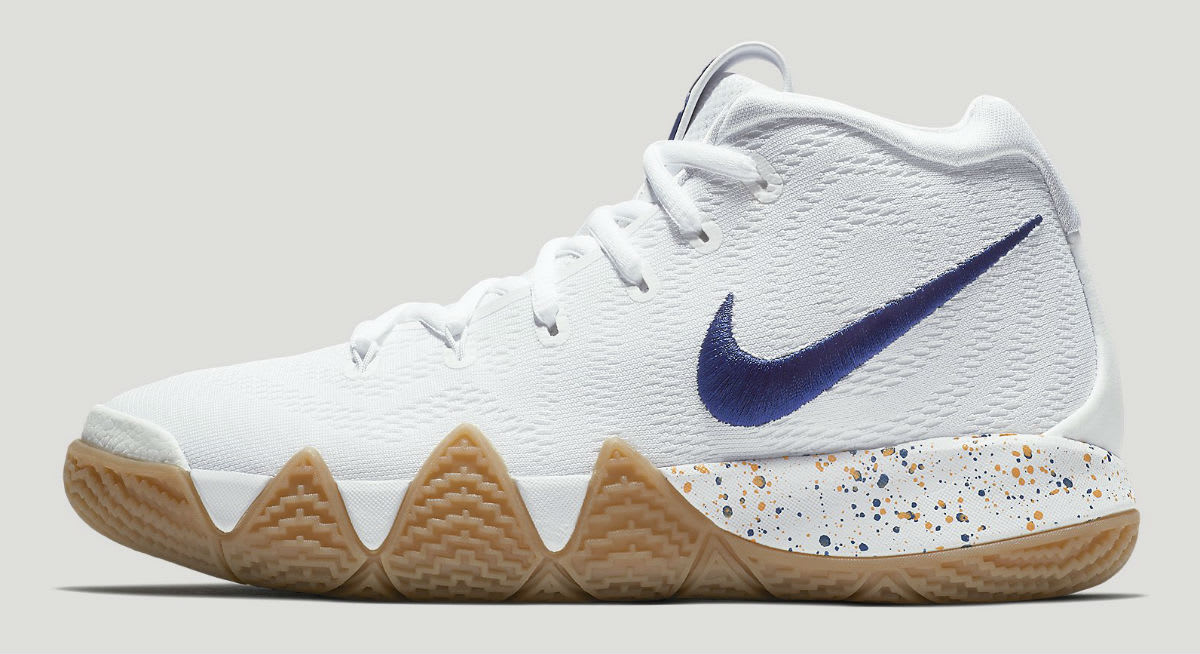 Nike Kyrie 4 GS Uncle Drew Release Date AA2897-100 Profile