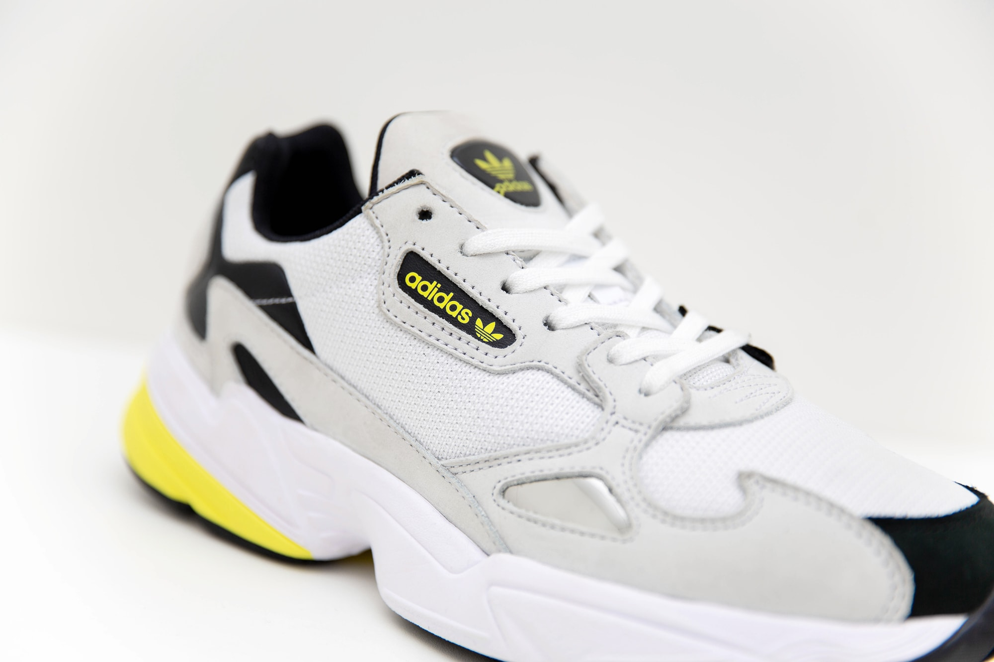 Size? Adidas Falcon Acid House Release Date Side