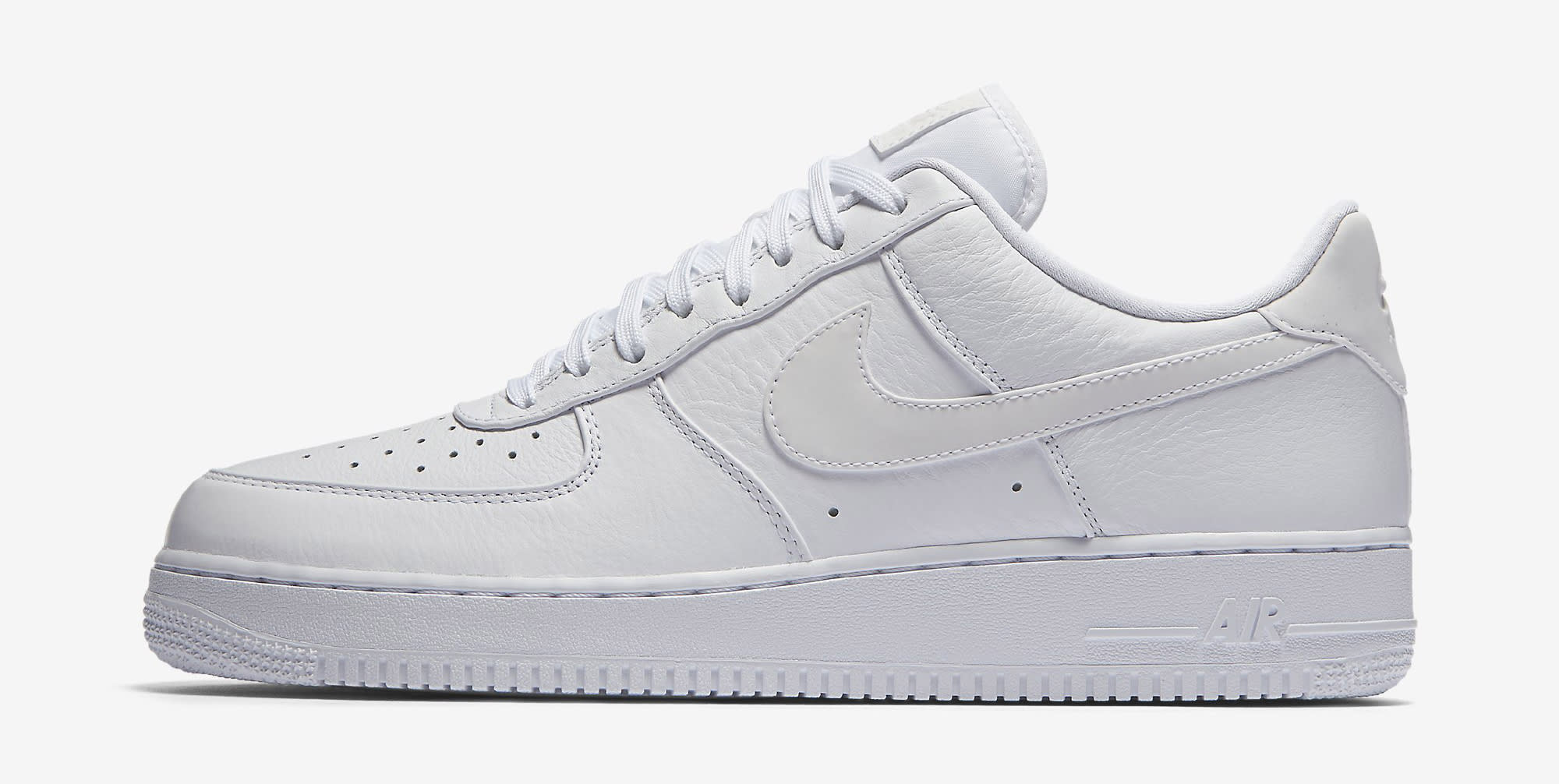 nike air force 1 low white reflective 905345 100 sole. Black Bedroom Furniture Sets. Home Design Ideas