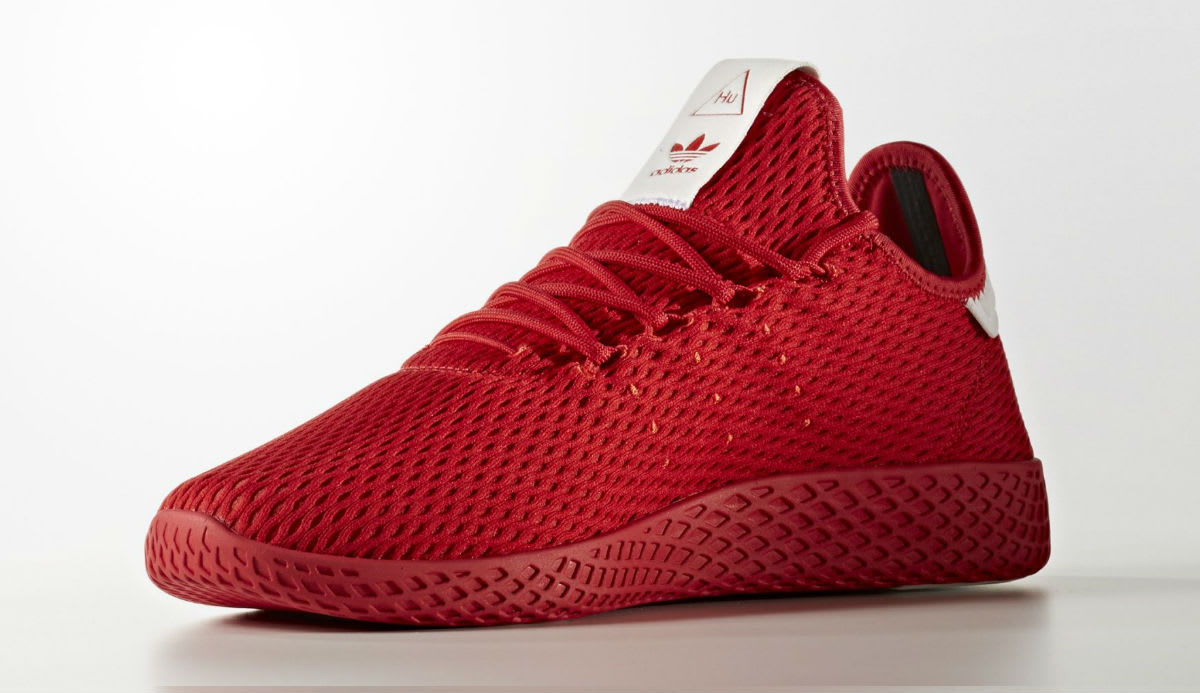 Pharrell Shoes Red