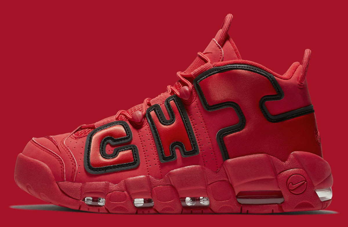 Nike Air More Uptempo QS Chicago Red Release Date Profile AJ3138_600