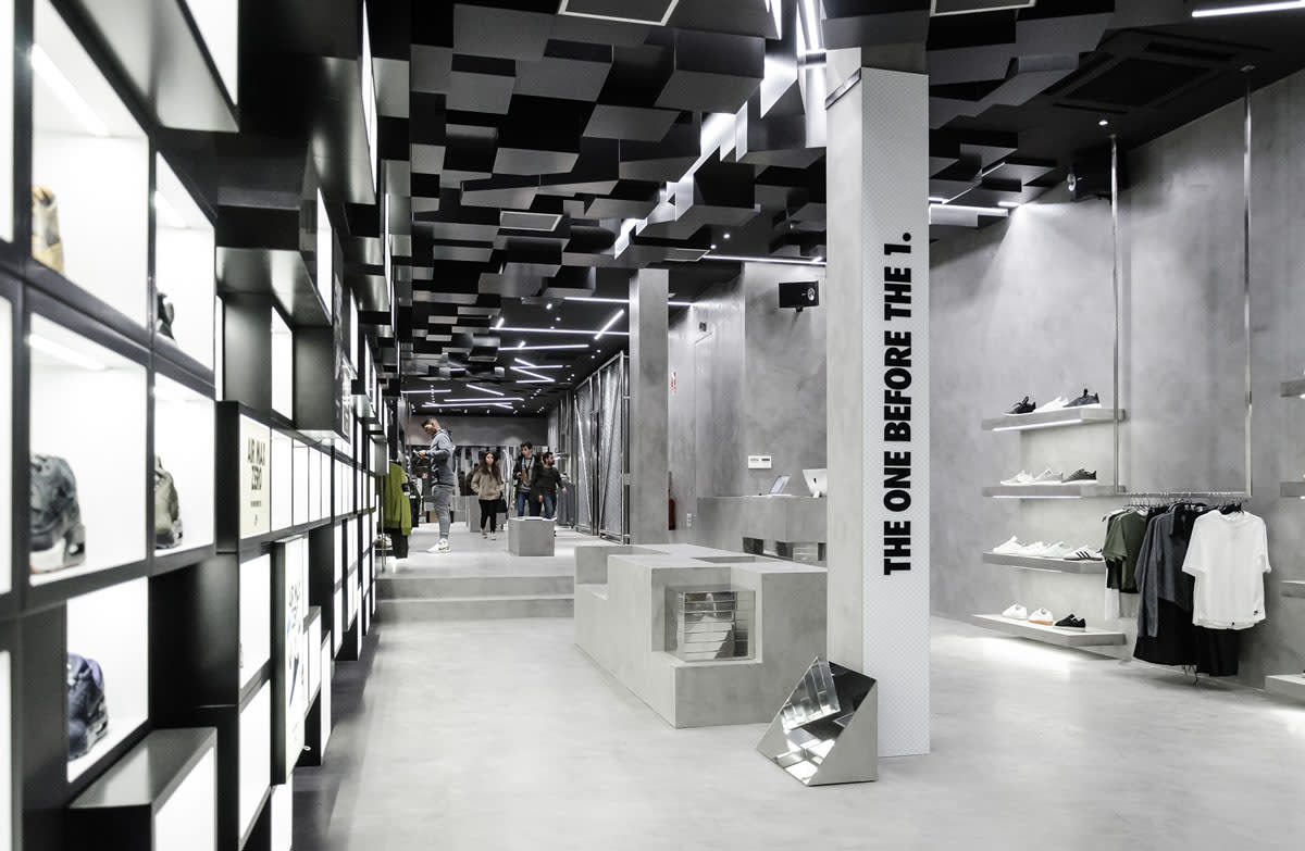 Foot District Madrid Store (1)