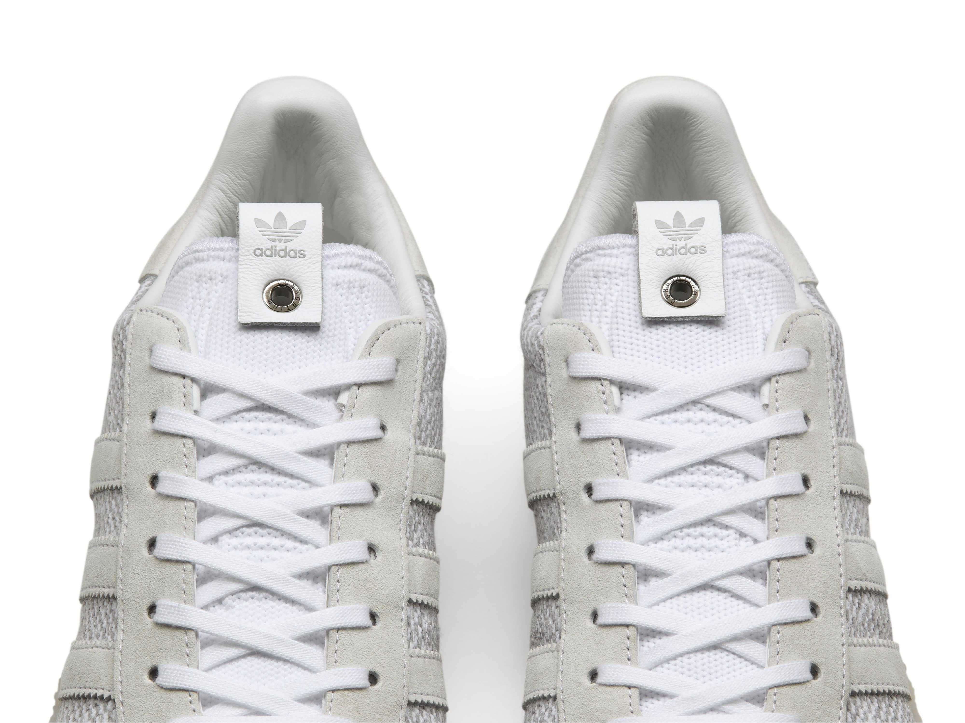 Juice x Adidas Consortium Gazelle DB1628 (Tongue)
