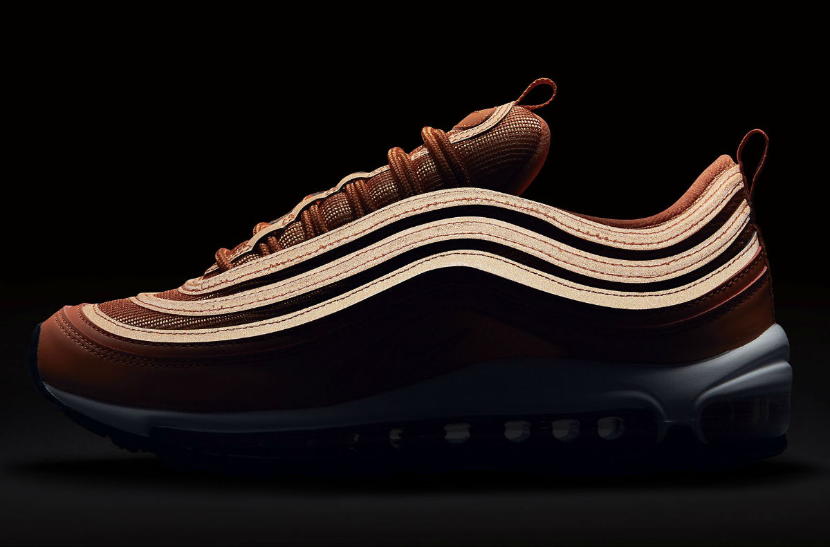 Nike Air Max 97 Safety Orange Release Date 921733-800 3M