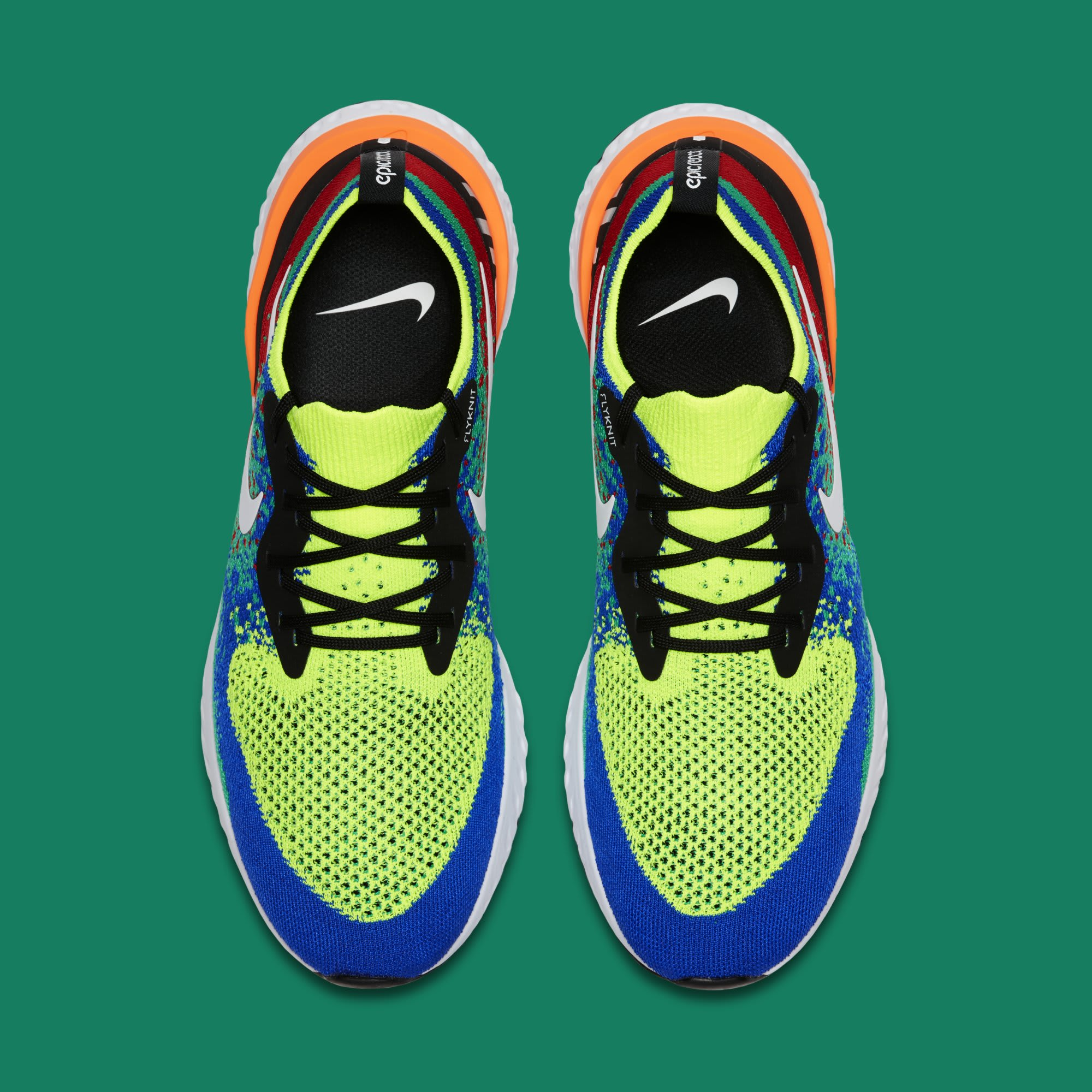 Nike Epic React Flyknit AT0054-700 (Top)