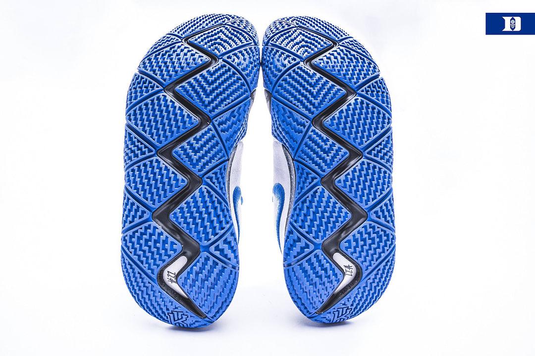 Duke Nike Kyrie 4 PE Outsole