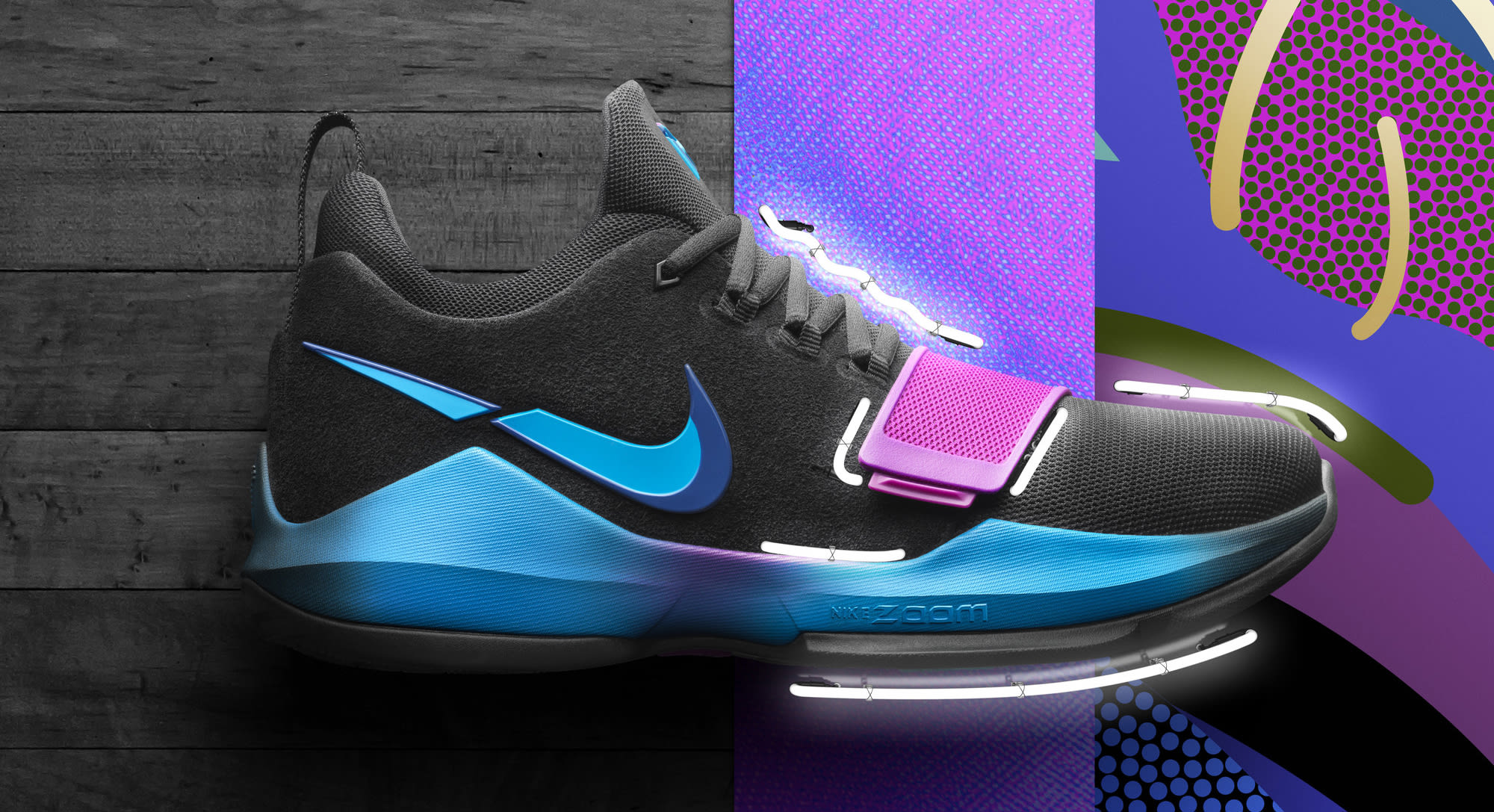Nike PG1 Flip the Switch