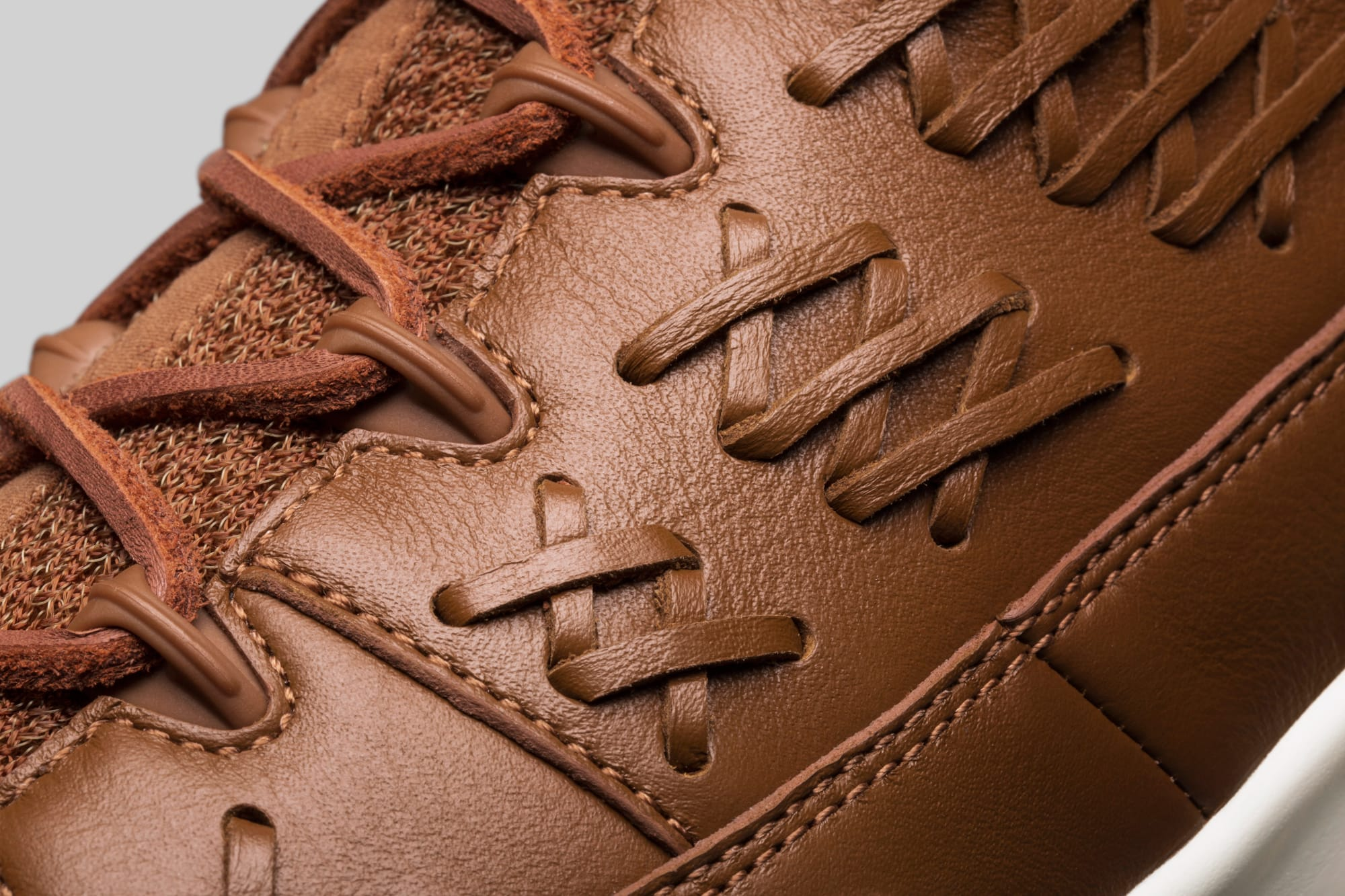 Baseball Air Jordan 9 Brown Leather