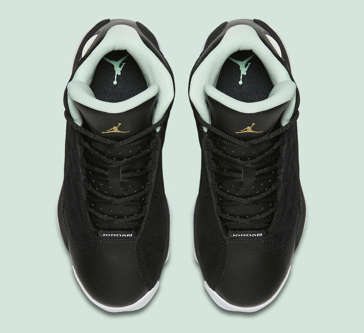 Air Jordan 13 Mint Foam Release Date Top 439358-015