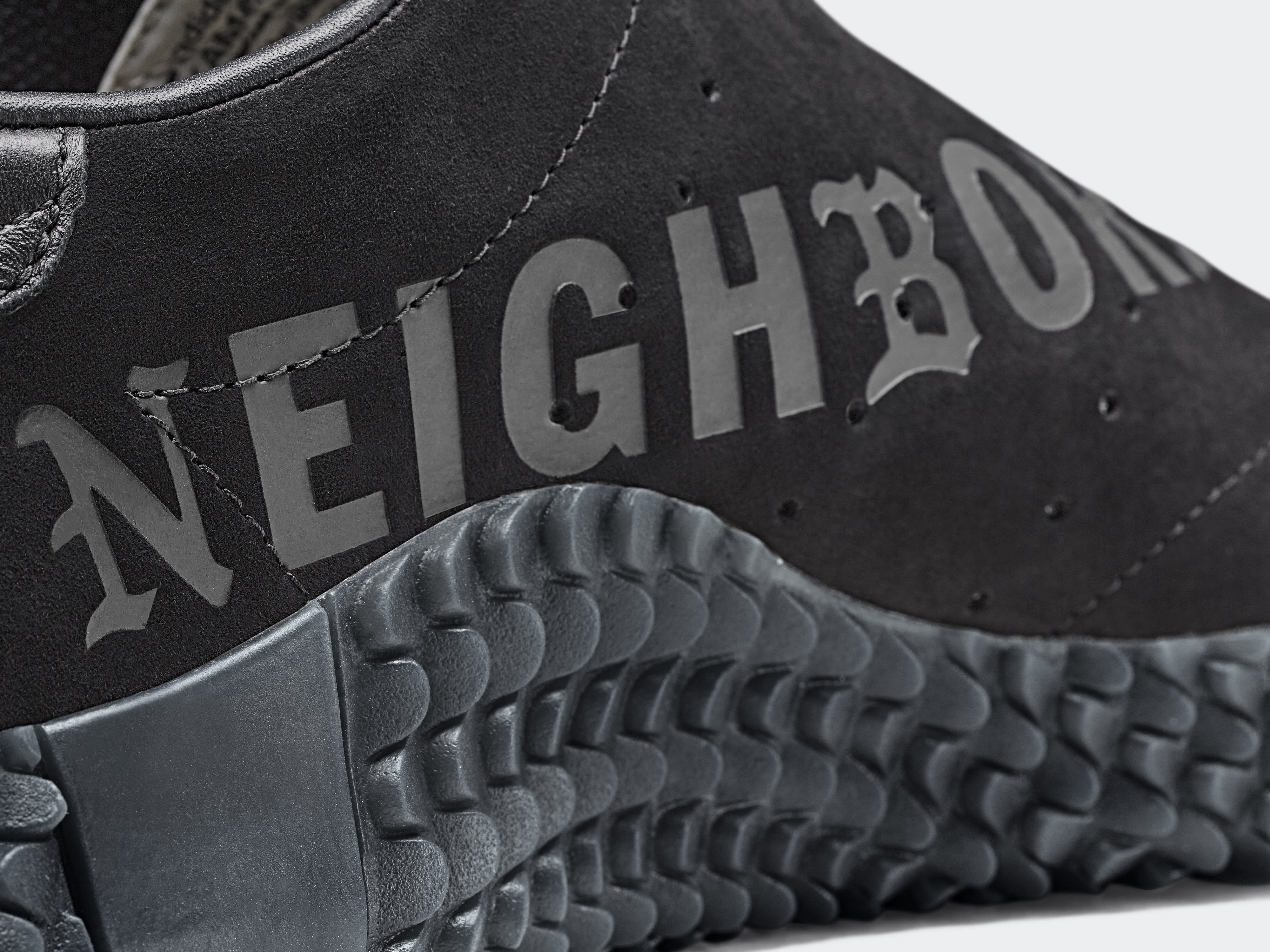 Neighborhood x Adidas Kamanda B37341 (Detail)