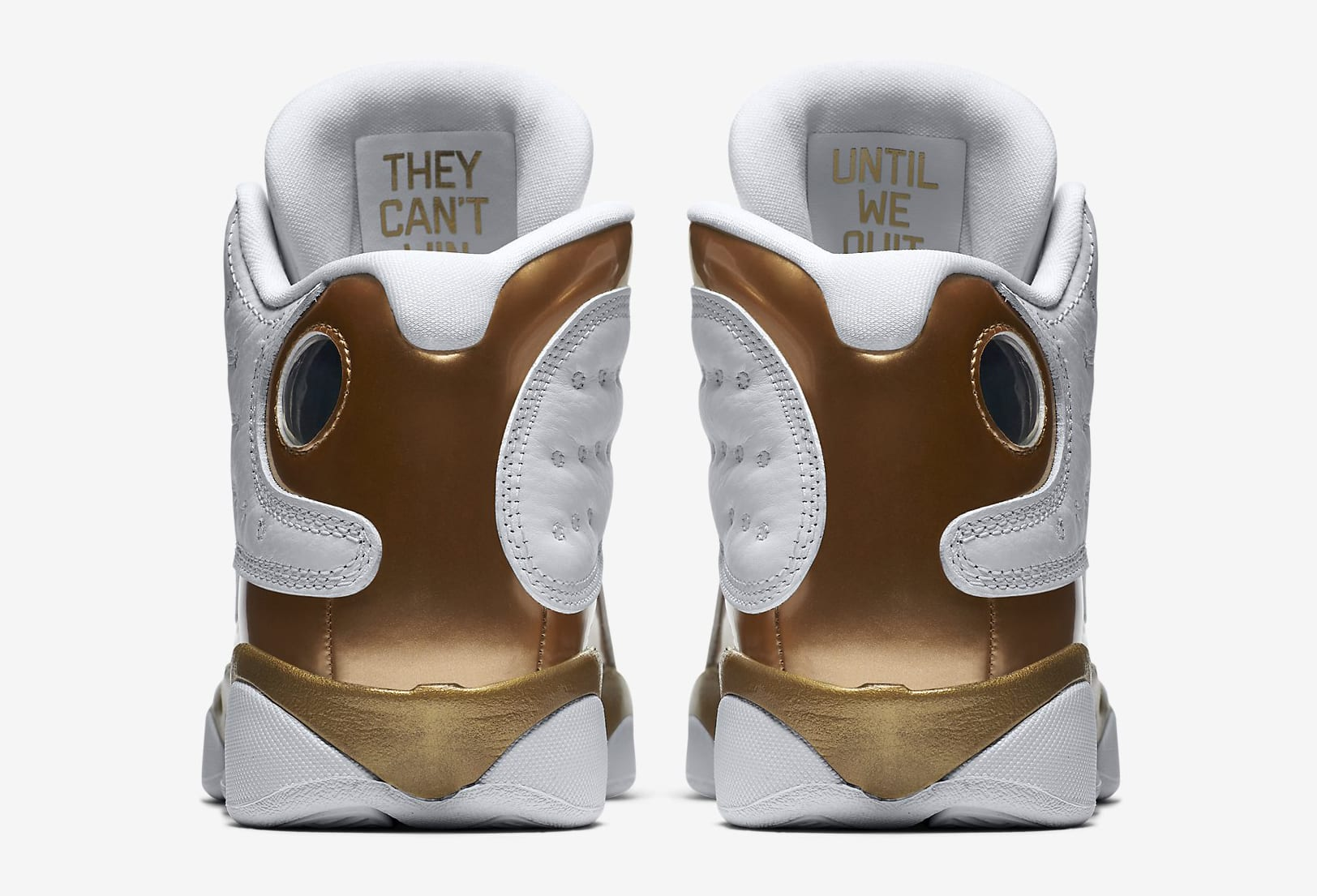 DMP Air Jordan 13 897561-900 Heel