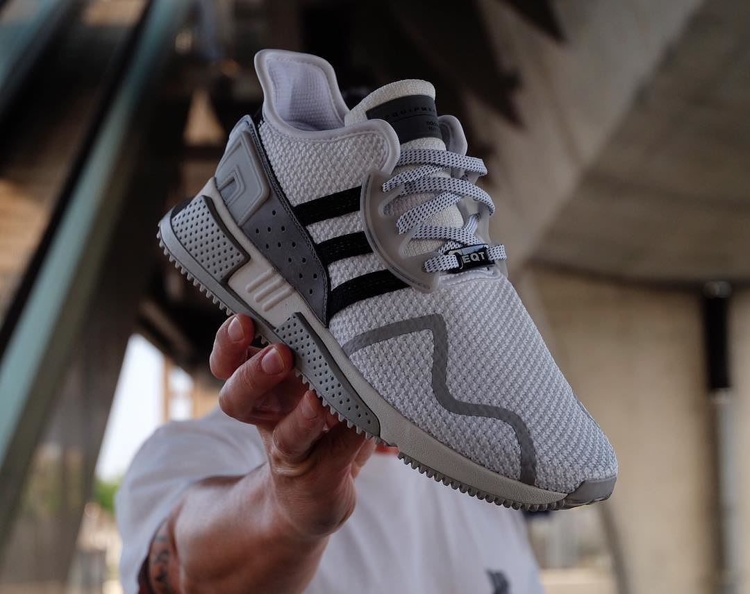 Adidas EQT Cushion ADV Friends & Family Front
