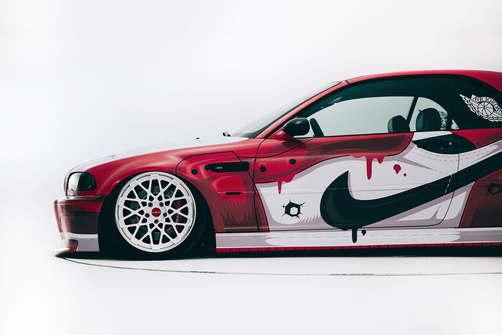 Air Jordan 1 Custom BMW (2)