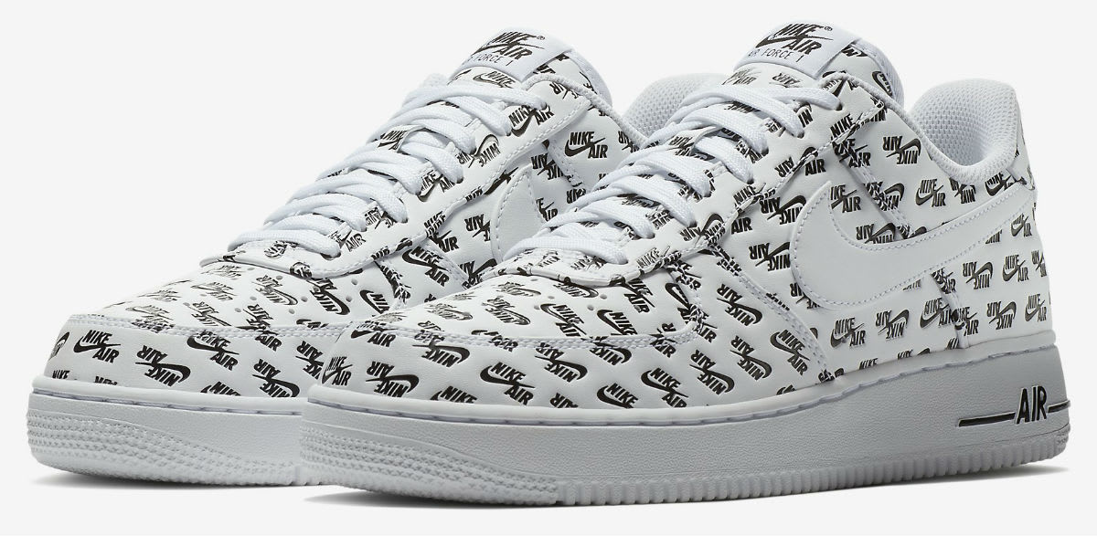 Mr. Cartoon x LIVESTRONG x Nike Air Force 1