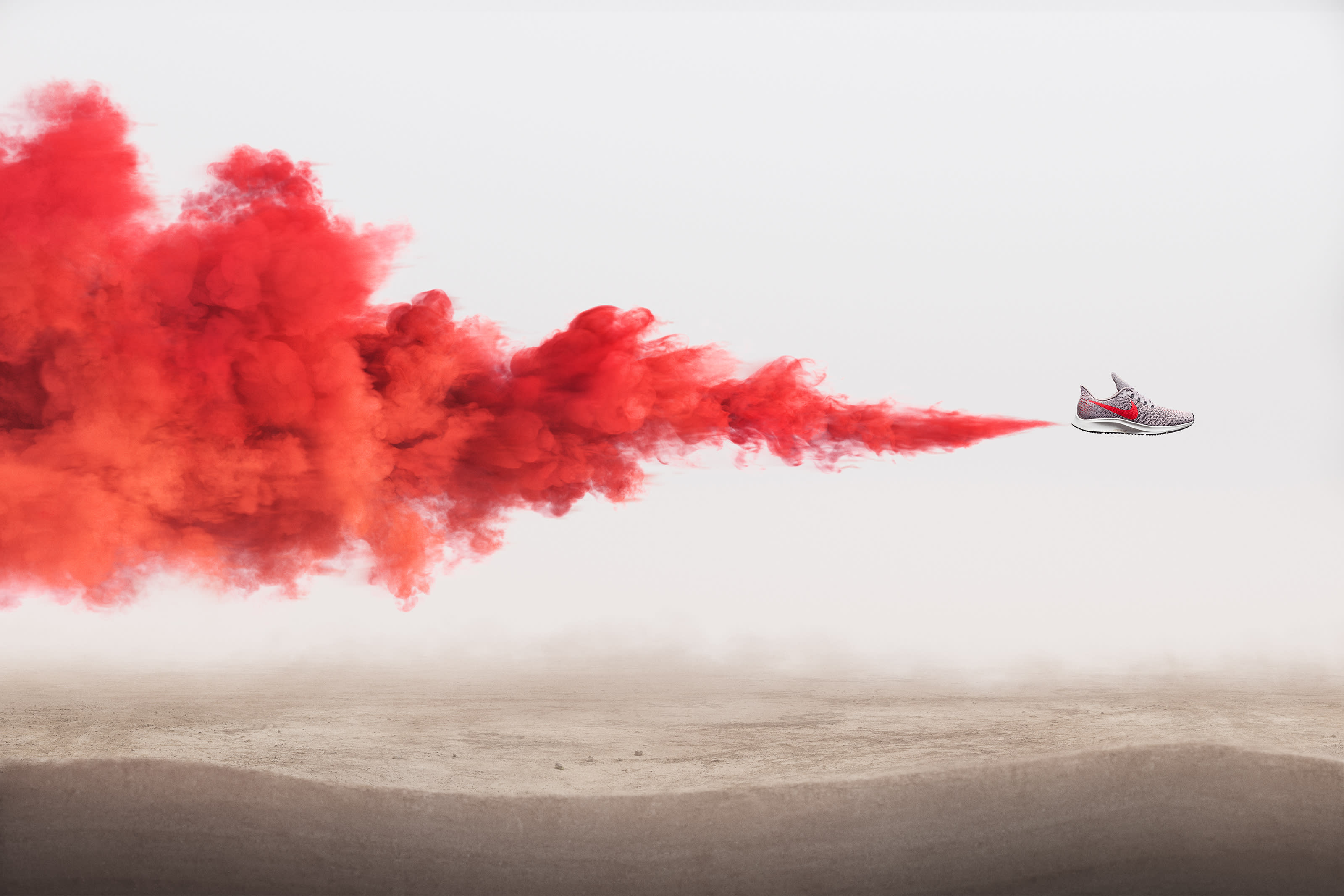 Nike Zoom Pegasus Turbo (Smoke Graphic)