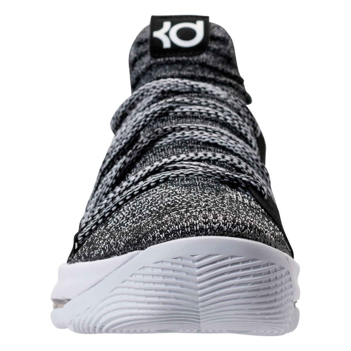 Nike KD 10 Oreo Release Date Front 897815-001