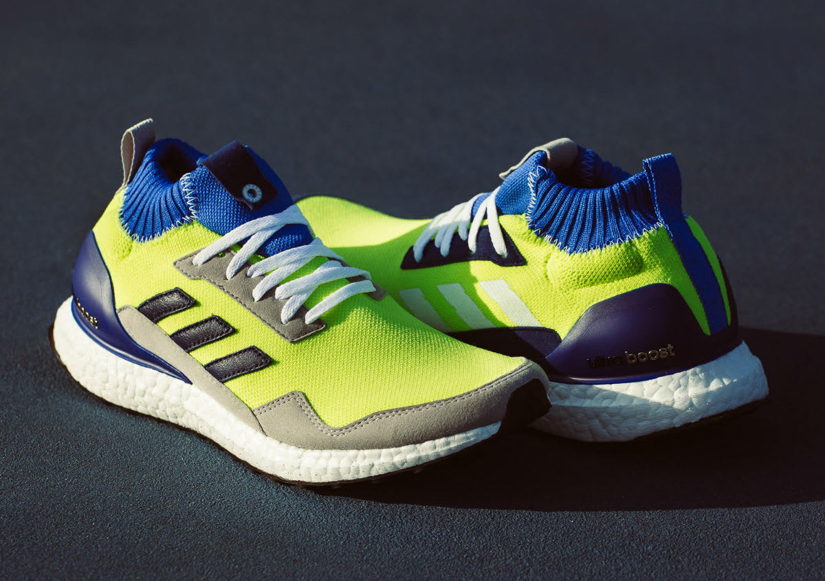 Adidas Consortium Ultra Boost Mid Prototype Release Date BD7399 Right