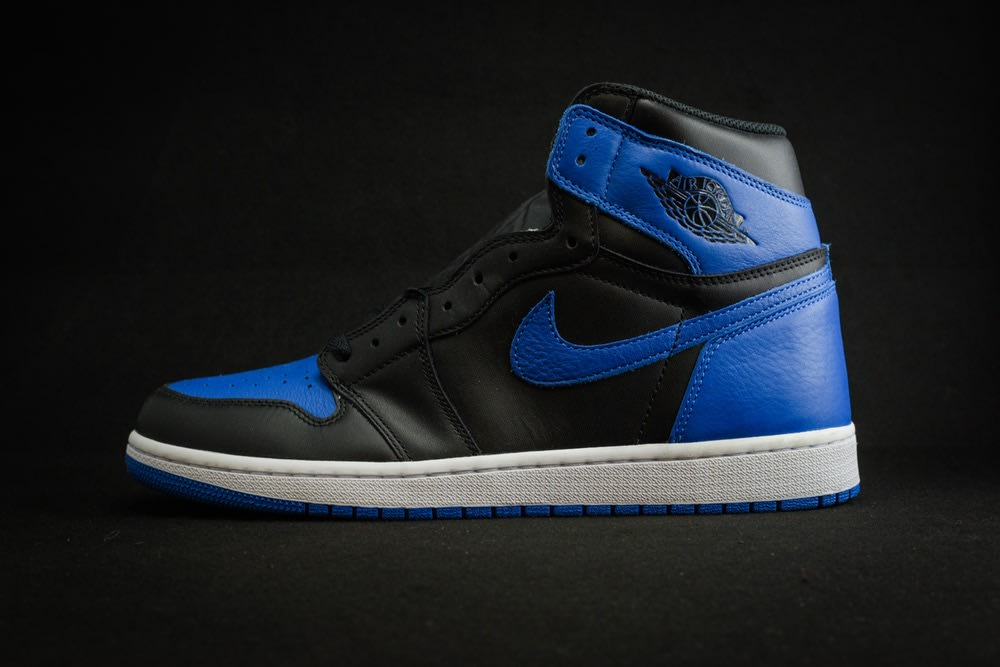 Air Jordan 1 Royal Release Date Profile 555088-007