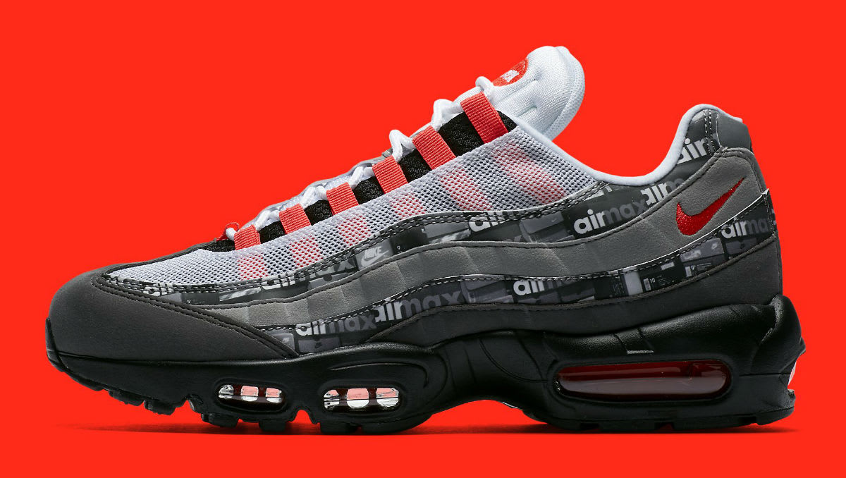 Atmos x Nike Air Max 95 We Love Nike Safety Orange Release Date AQ0925-002 Profile