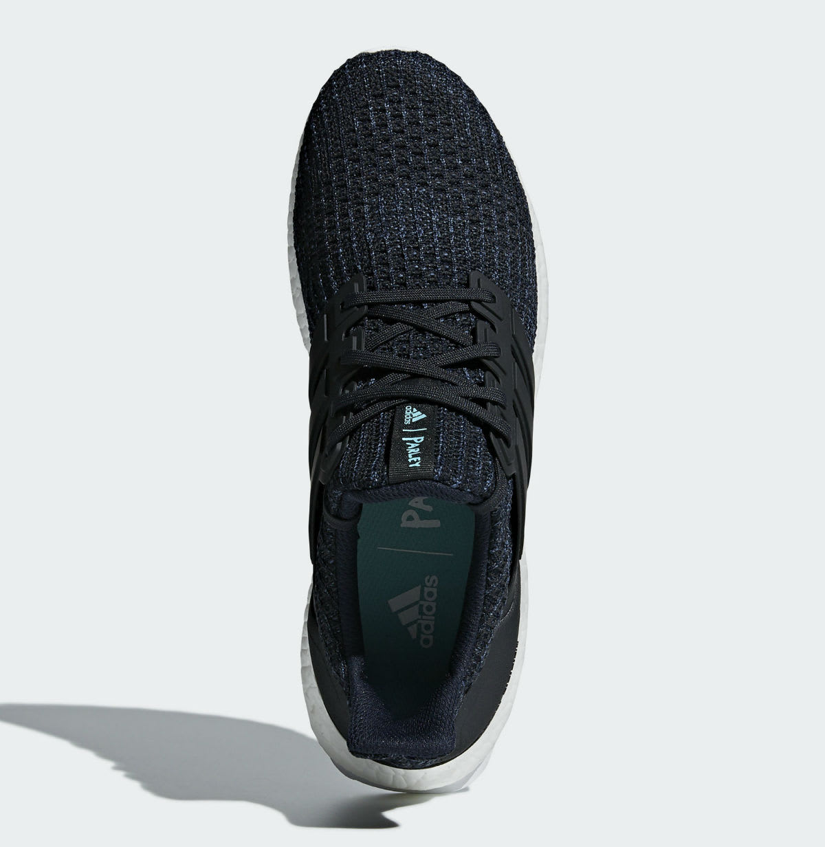 Parley x Adidas Ultra Boost Legend Ink Carbon Core Black Release Date AC7836 Top