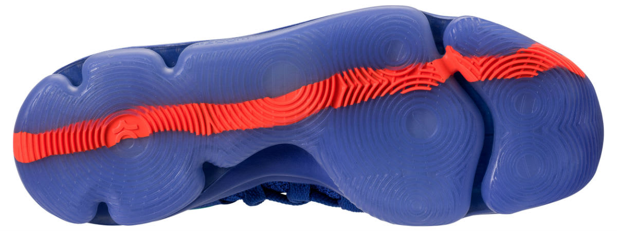 Nike KD 10 City Edition Release Date 897815-402 Sole