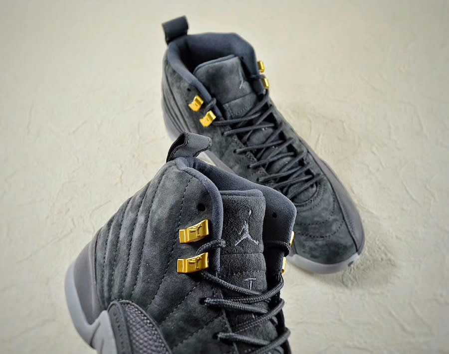 Air Jordan 12 Dark Grey 2017 Release Date 130690005 4