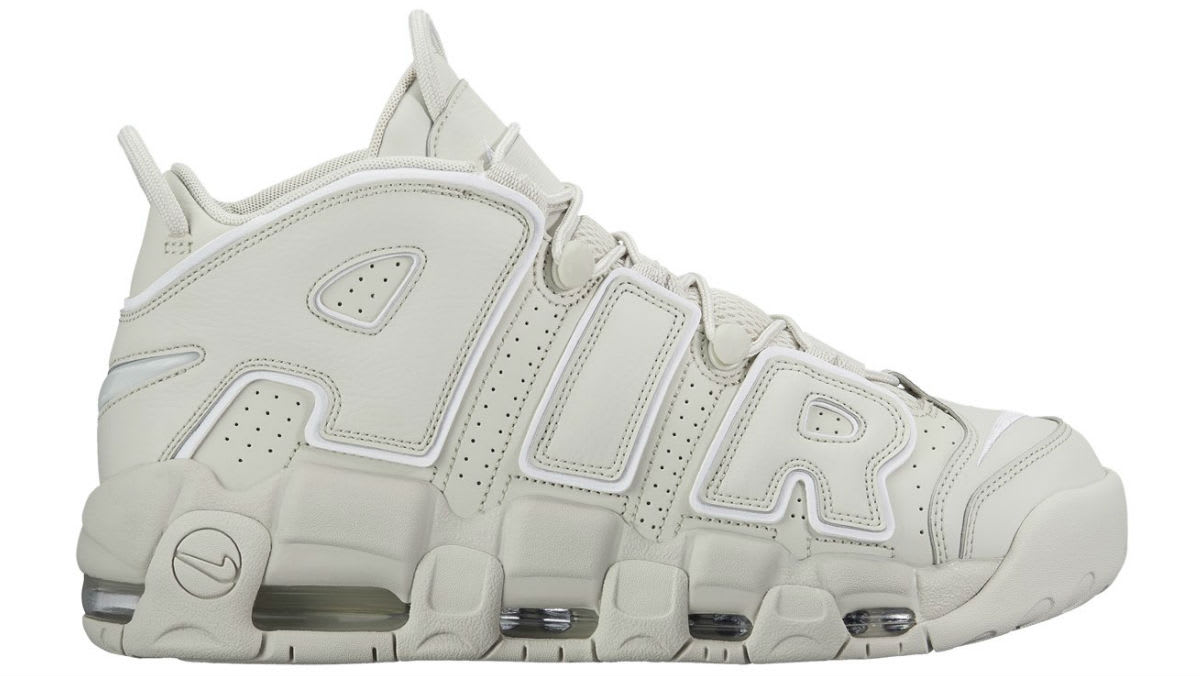 Nike Air More Uptempo Light Bone Release Date Profile 921948-001