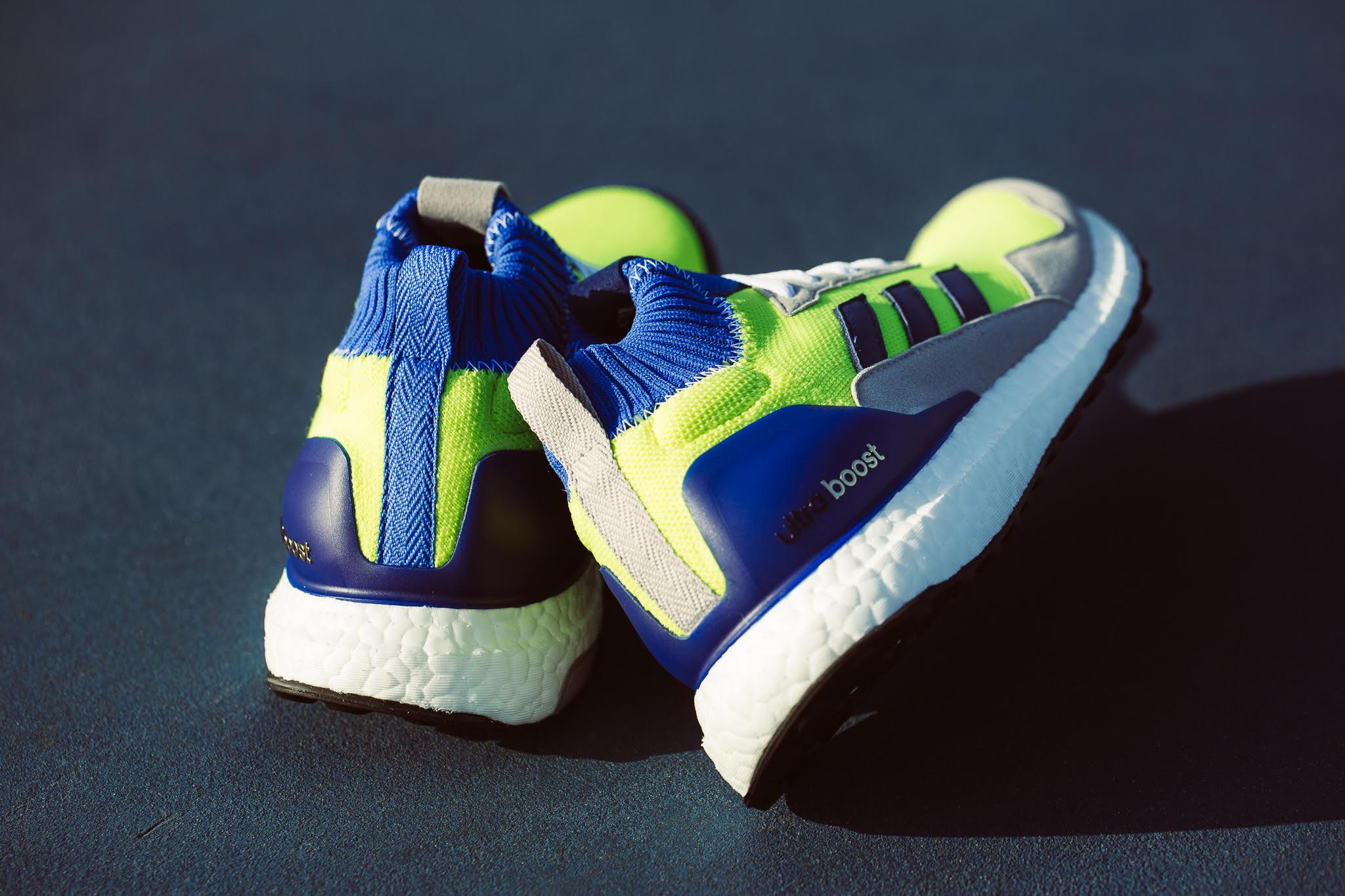 Adidas Consortium Ultra Boost Mid Prototype Release Date BD7399 Heel