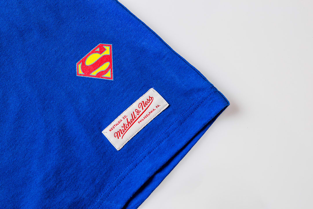 Reebok Shaq Attaq Superman Release Date Shirt