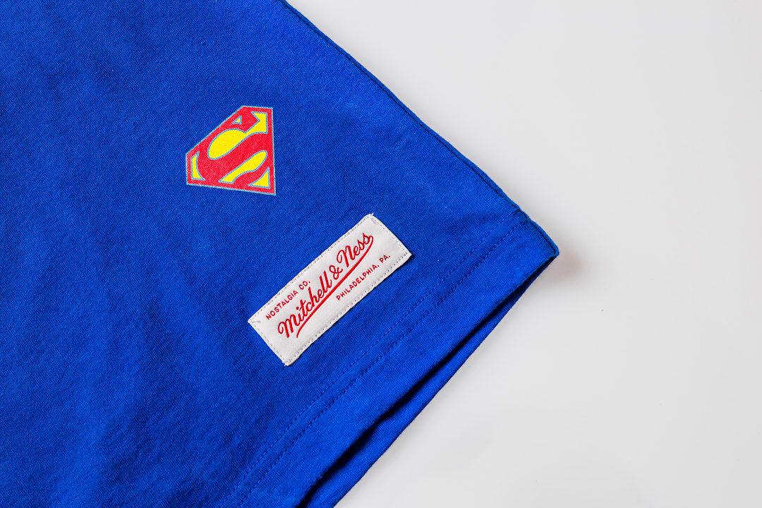 Reebok Shaq Attaq Superman Release Date Shirt
