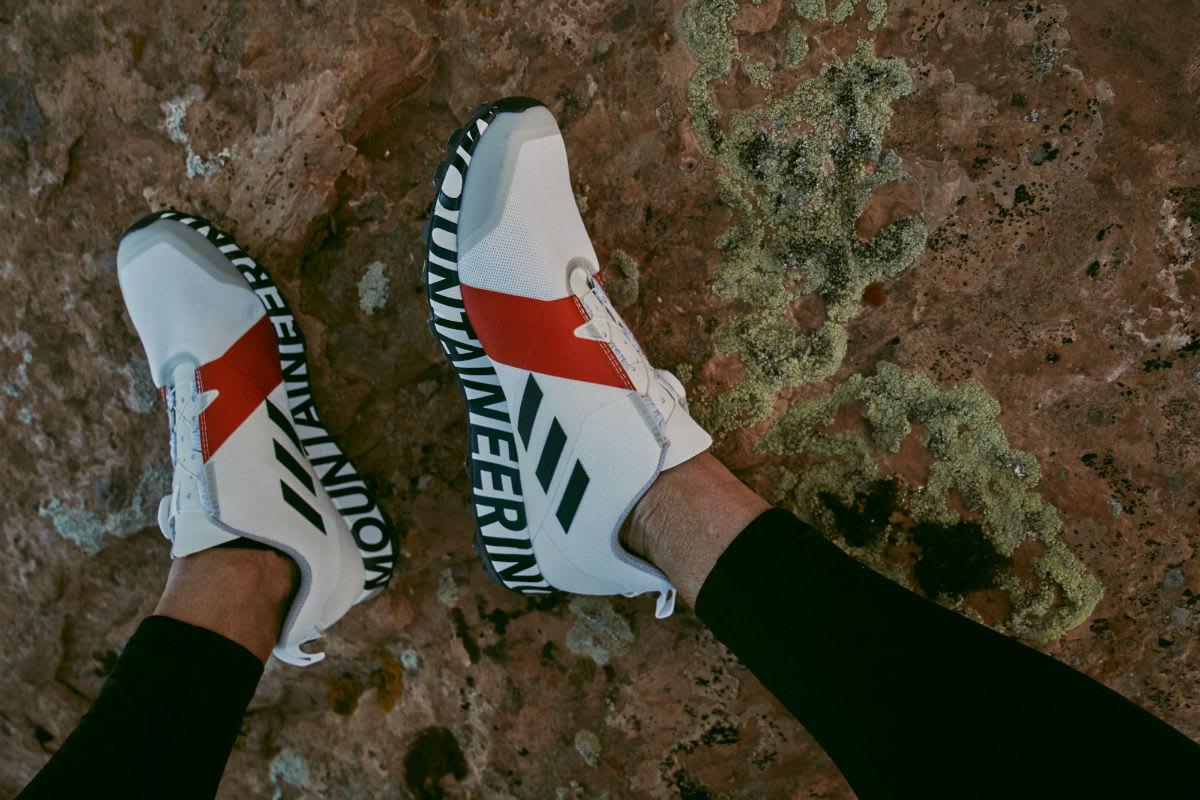 White Mountaineering x Adidas Terrex Two Boa White BB7742 Release Date Lifestyle