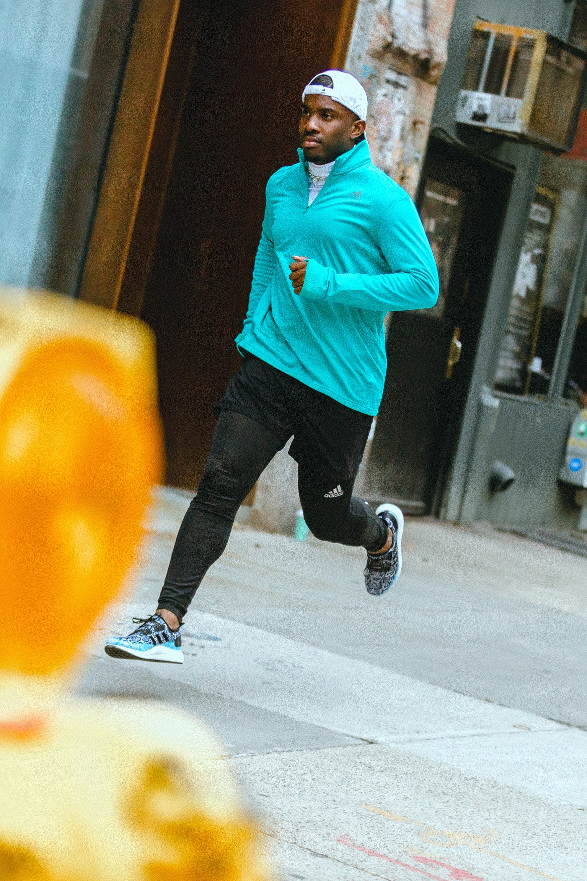 Kwasi x Adidas AM4Kwasi (On-Foot)