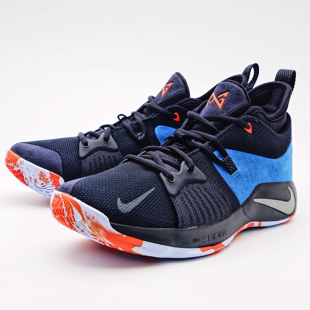 Nike PG2 Home Release Date Side